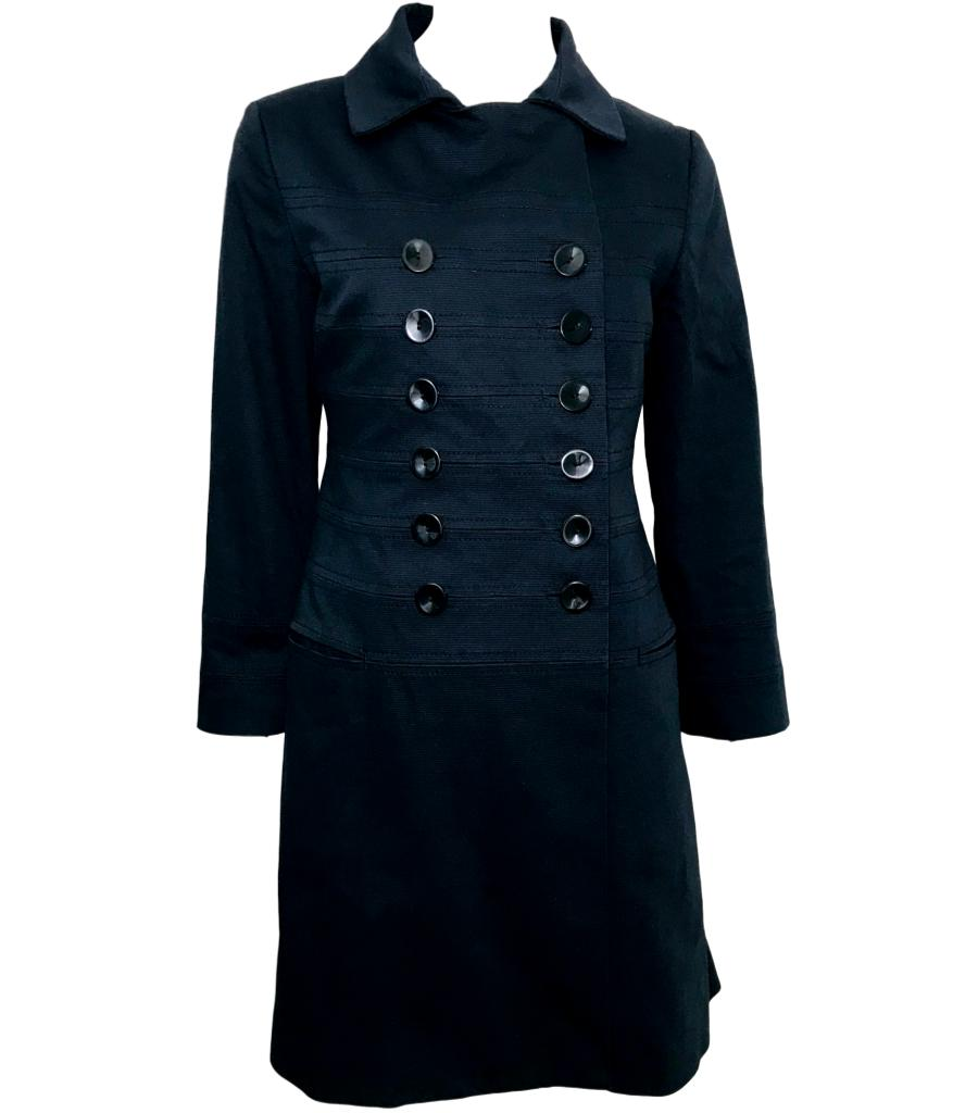 Red Valentino Trench Coat. Size 42IT