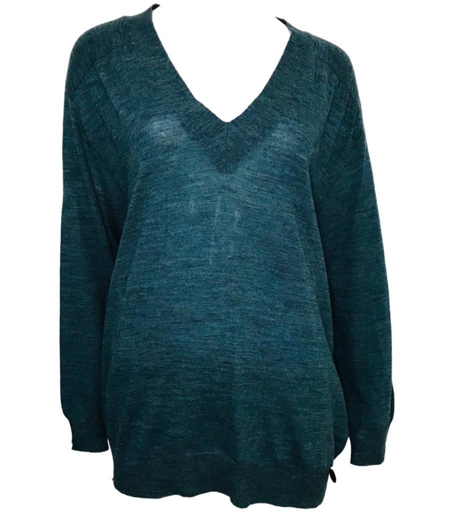 See By Chloe Wool Blend Jumper. Size 42IT