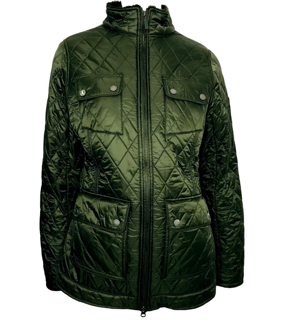 Barbour Quilted Jacket. Size 12UK