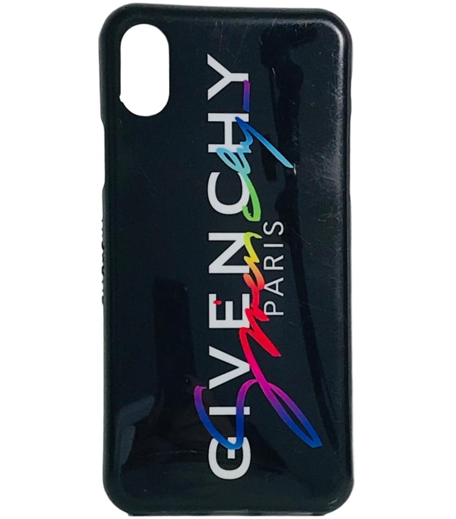 Givenchy IPhone X/XS Case