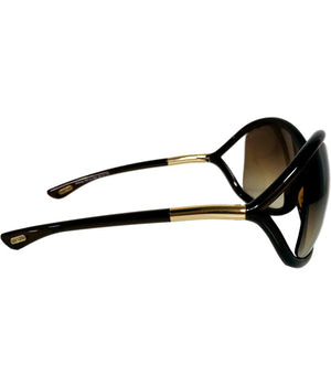 Tom Ford Oversize Sunglasses