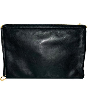 Dolce & Gabbana Leather Clutch Bag