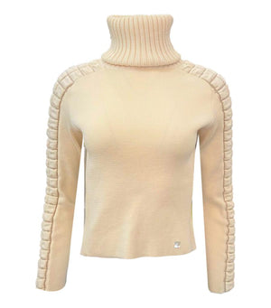 Chanel Wool Knitted Jumper. Size 40FR