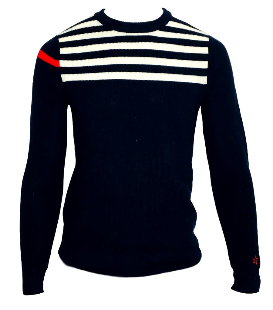Perfect Moment Stripe Sweater. Size S