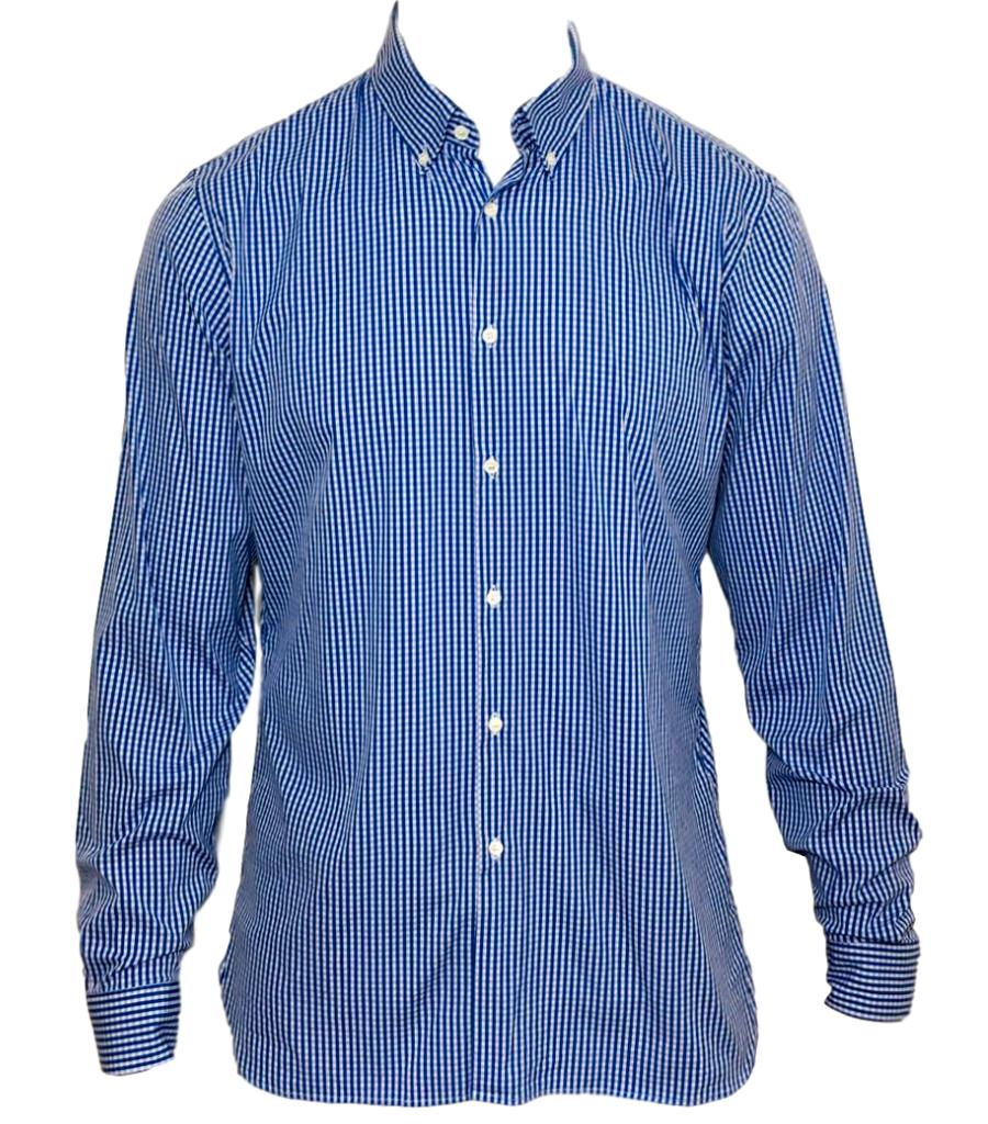 Burberry Cotton Shirt. Size 16.5