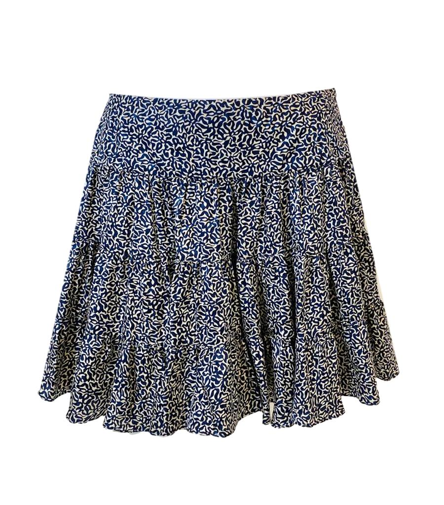 Balenciaga Mini Skirt. Size 38FR