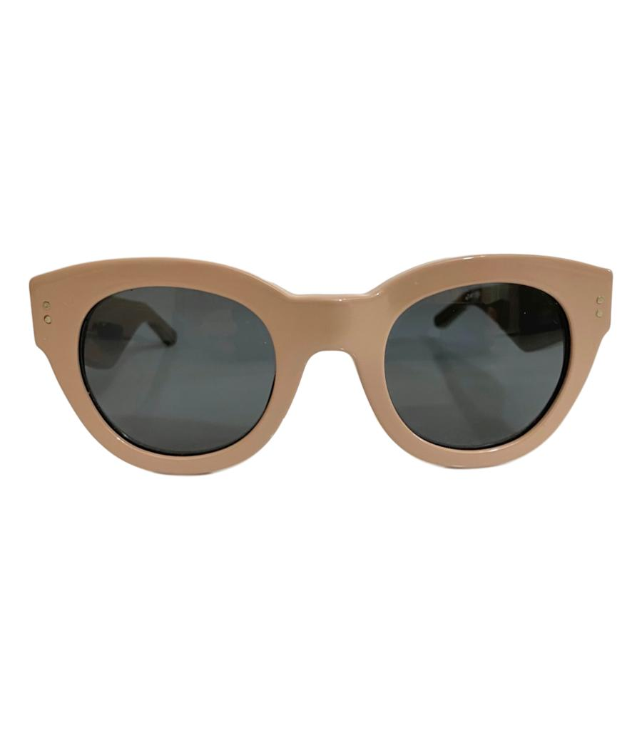 Burberry Cat Eye Sunglasses