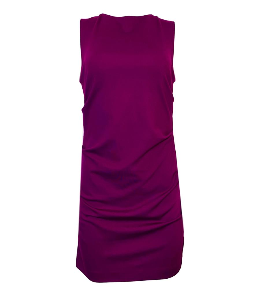 Nicole Miller Artelier Sleeveless Dress. Size L