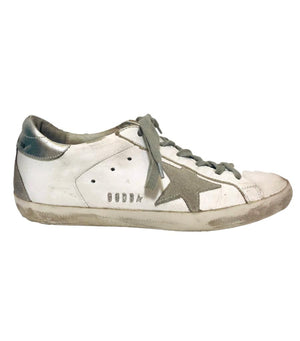Golden Goose Superstar Sneakers. Size 38
