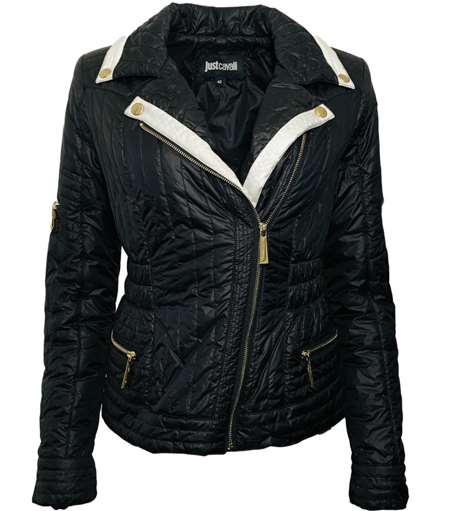 Just Cavalli Short Jacket. Size 42IT