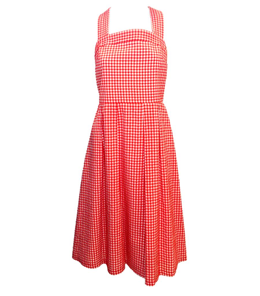 Claudie Pierlot Pleated Dress. Size 36FR