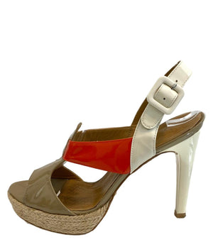 Anya Hindmarch Patent Heels. Size