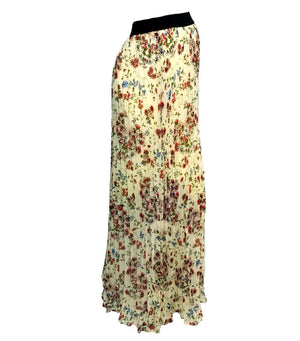 Maje Long Skirt. Size S