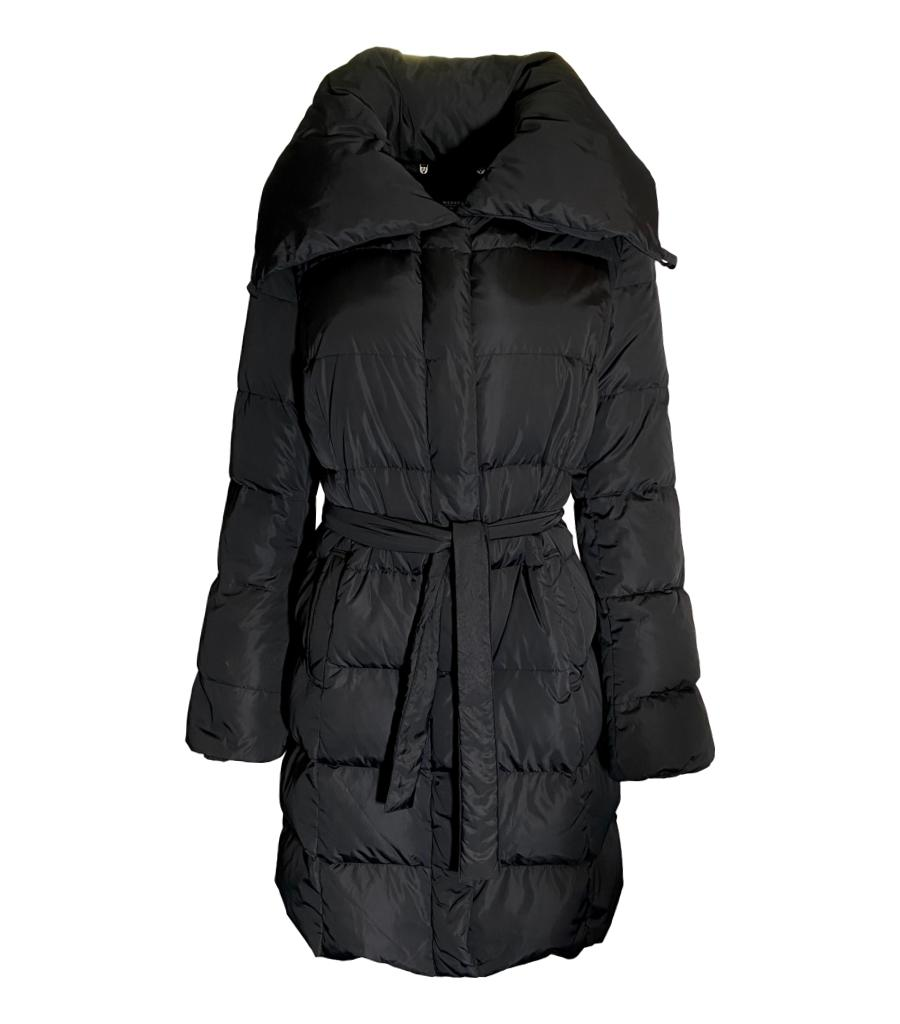 Max Mara Weekend Puffer Coat. Size 14 UK