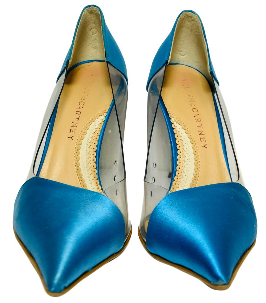 Stella McCartney Stiletto Heels. Size 38