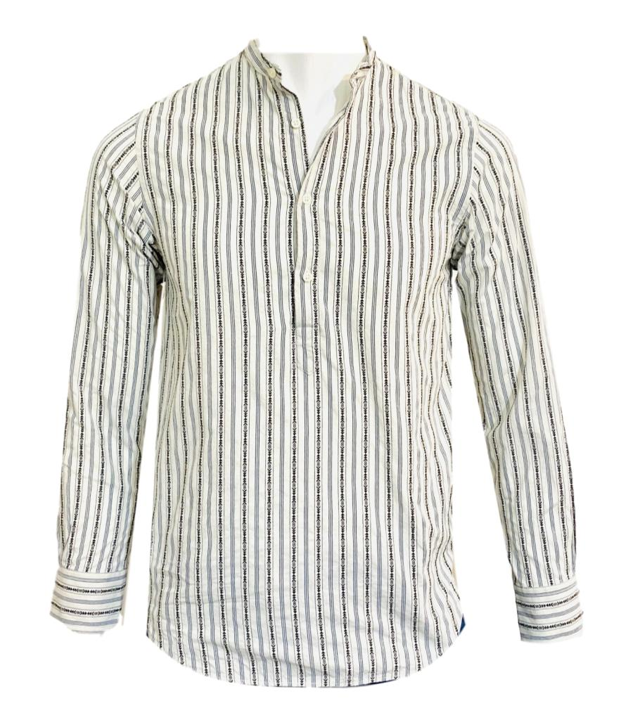 Officine Generale Cotton Shirt. XS