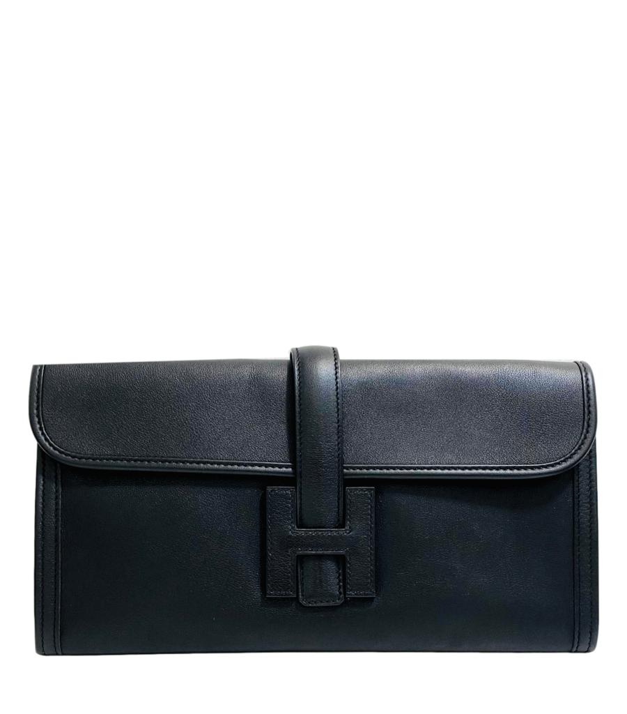 Hermes Jige Elan 29 Clutch Bag