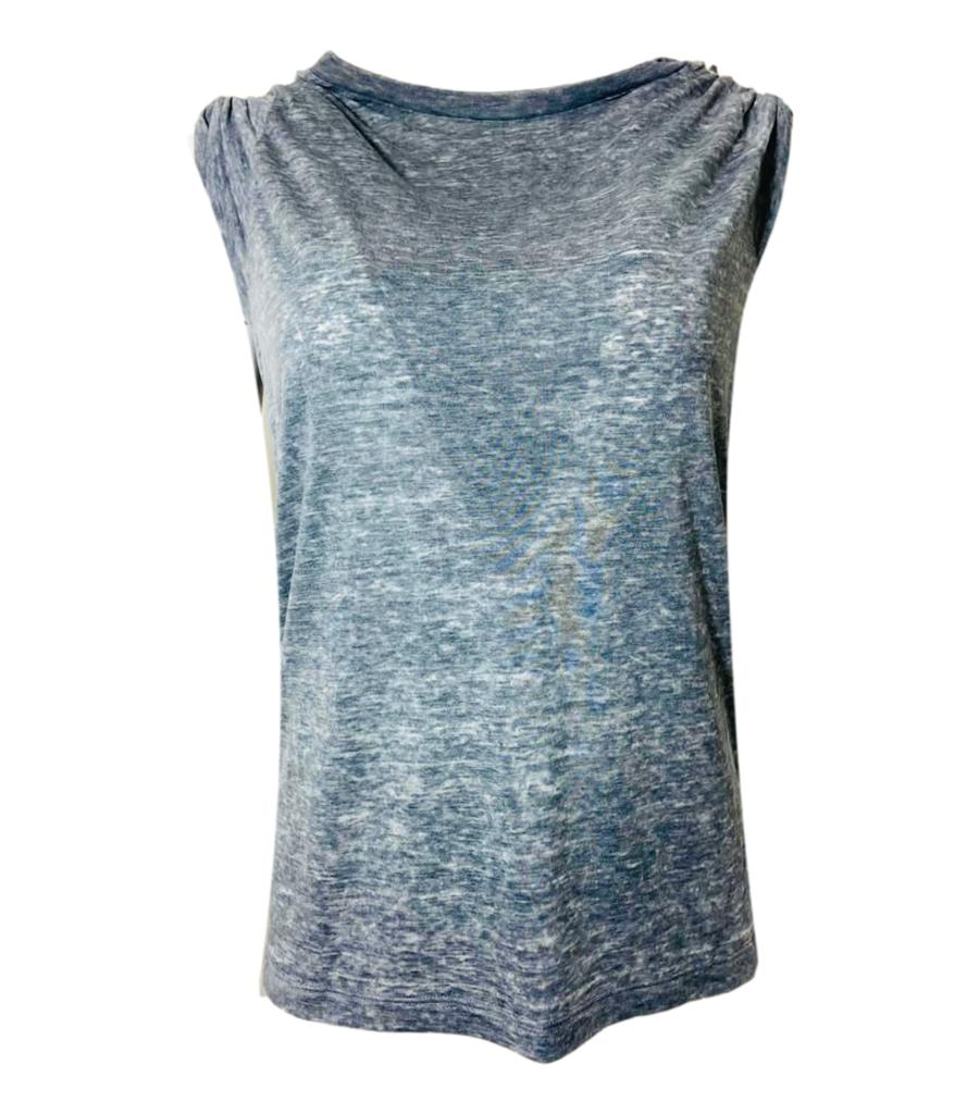Isabel Marant Safety Pin Top. Size XS