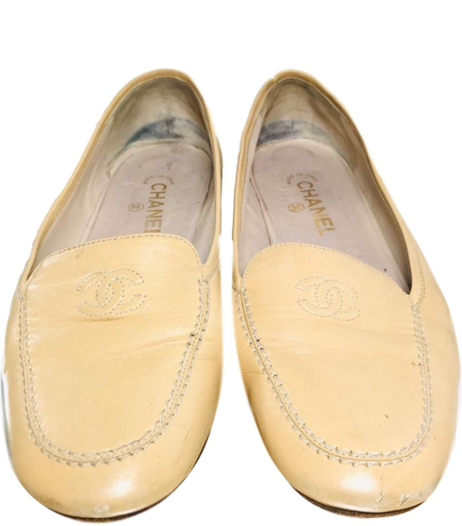 Chanel Loafers. Size 41