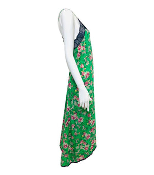 Zadig & Voltaire Floral Maxi Dress. Size S