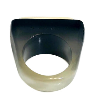 Marni Plexiglass Ring