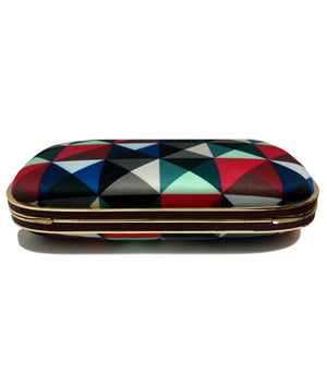 Anya Hindmarch Multicolour Clutch Bag