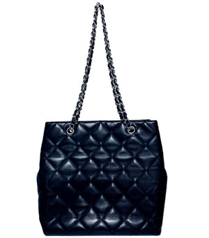 Chanel Ltd Edition Leather Shopper Bag