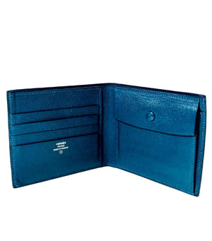 Hermes Alligator Compact Wallet
