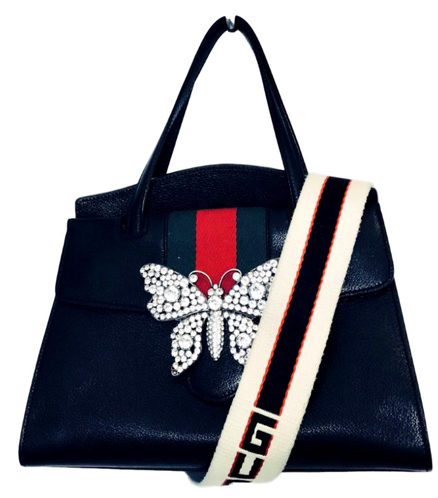 Gucci Totem Butterfly Bag