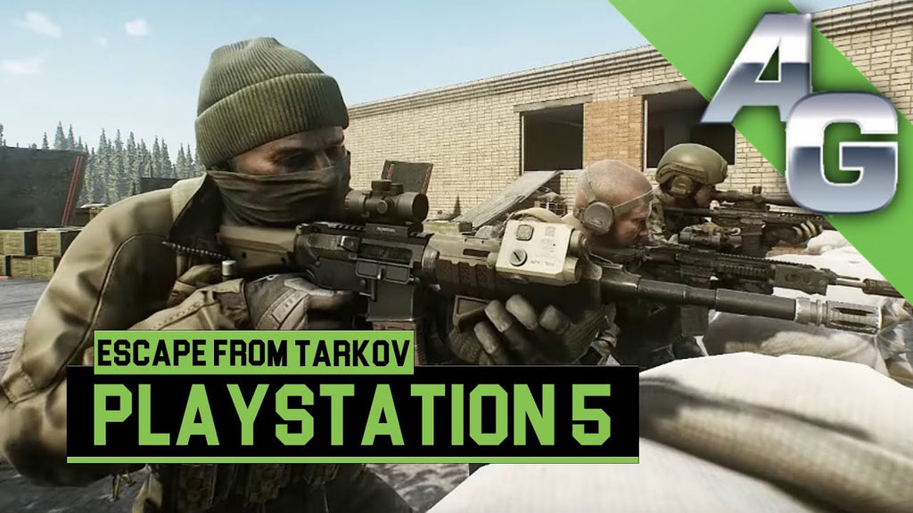 Escape From Tarkov PS5 & XBOX Must Happen! | Escape From Tarkov Playstation 5