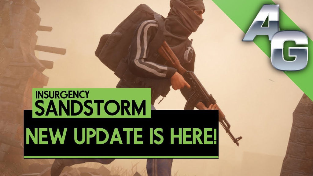 INSURGENCY SANDSTORM 1.2 UPDATE & INSURGENCY SANDSTORM PS4 & XB1 STILL PENDING.