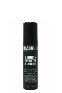SMOOTH OPERATOR BEARD OIL