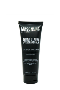 SECRET STACHE AFTER SHAVE BALM