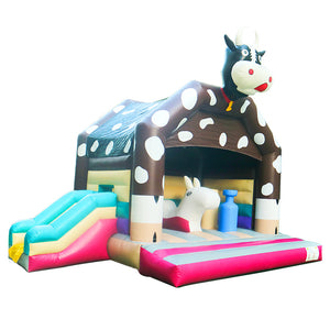 Pony & Kuh multi play Hüpfburg 6 x 4,5 x 5m