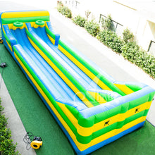 Laden Sie das Bild in den Galerie-Viewer, Sportmodul / Eventmodul Aufblasbare 2-er Bungee-run 12 x 4 x 3m