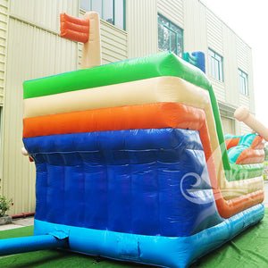 Piratenschiff multi play Hüpfburg 6 x 4 x 4,5m