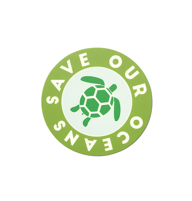 Save the Ocean Sticker