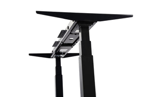 Flex Series Height Adjustable Frame Only - Black ; Memory Controller