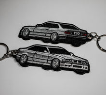 Load image into Gallery viewer, E36 M3 Embroidered Keychain