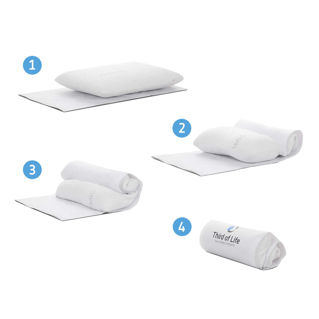 Belly sleeper pillow MIZAR