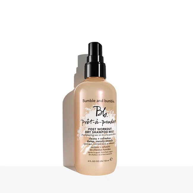 Pret-a-Powder Post Workout Dry shampoo