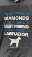 T-Shirt - Girls Best Friend (LADIES)