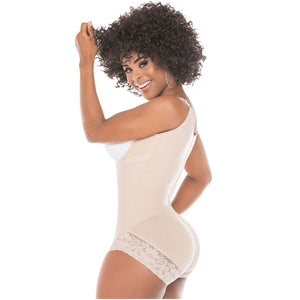 Fajas Salome Butt Lifter Tummy Control Shapewear for Women / Powernet No. 0413 - ImSoCheeky