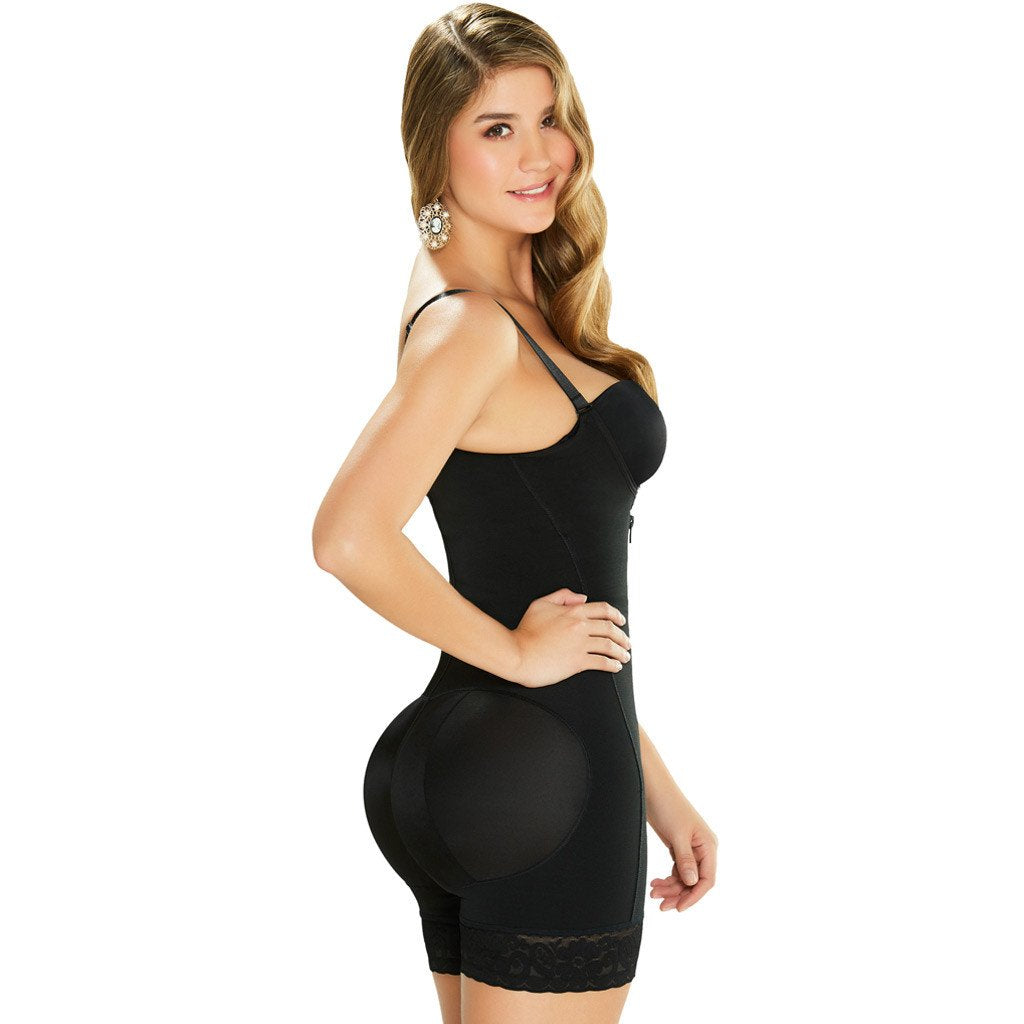 Diane & Geordi 2396 Women's Strapless Butt Lifter Shapewear - ImSoCheeky
