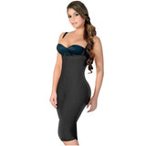 Fajas Salome 0213 Strapless Full Leg Body Womens Body Shaper - ImSoCheeky