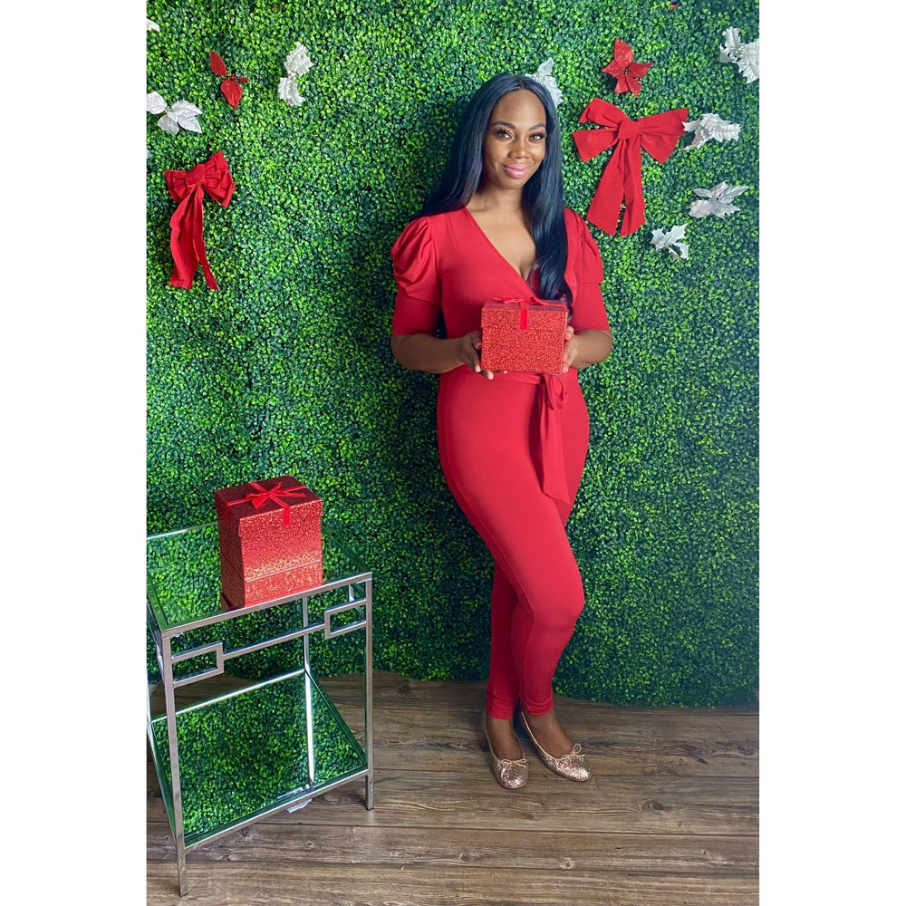 Rose Jumpsuit - JC's Boutique