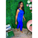 Tiffany Jumper Blue - JC's Boutique
