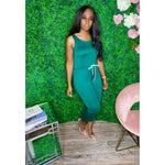 Tiffany Jumper Green - JC's Boutique