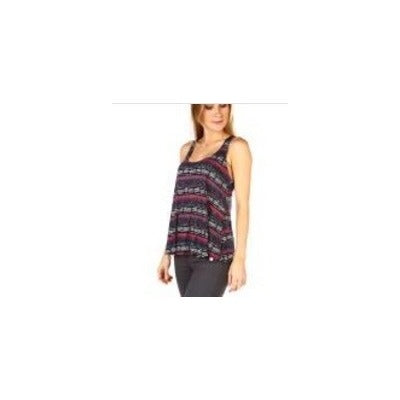 Polo Element Tank Mujer Grow - Multicolor