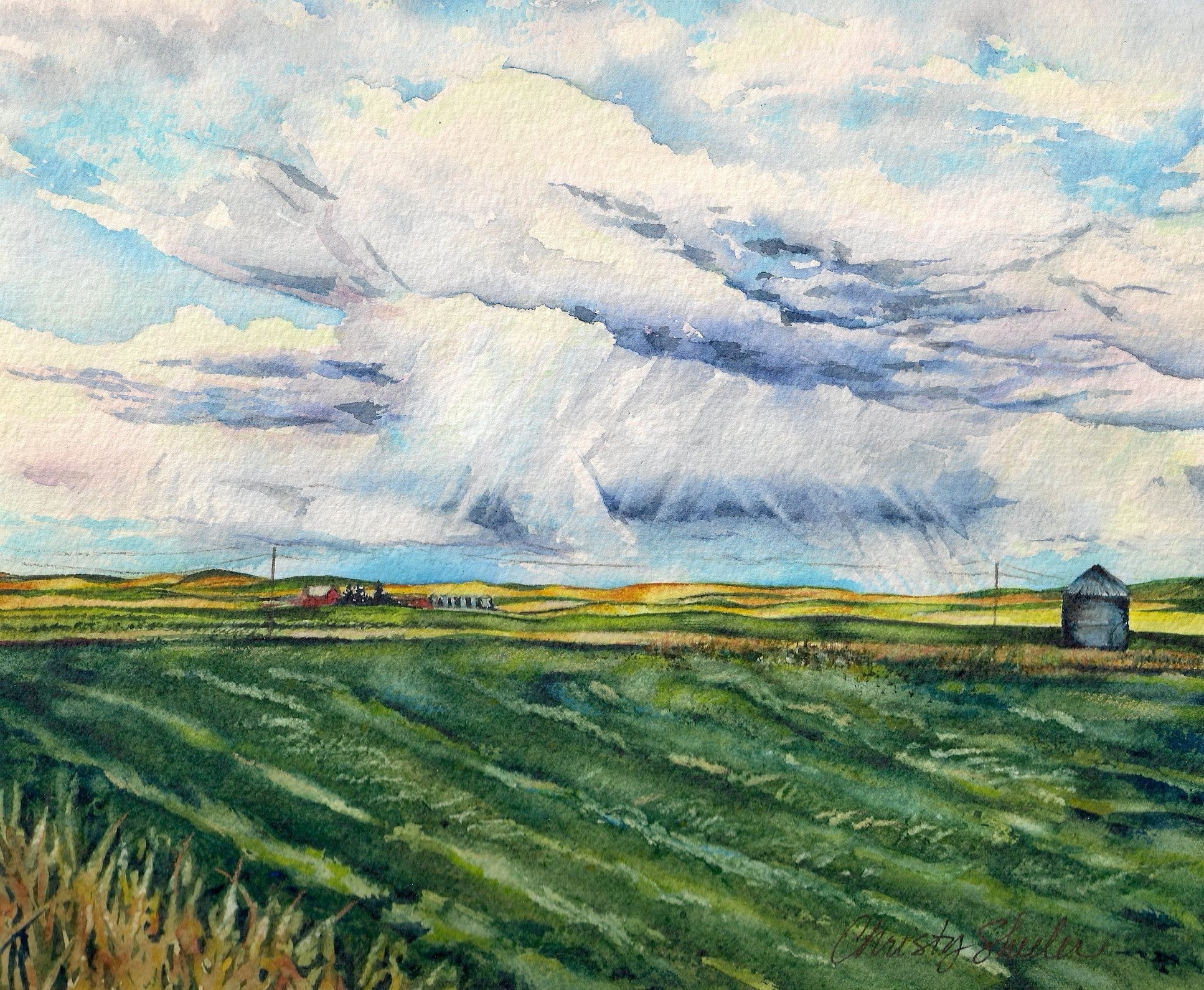 Big Sky Farmlands No. I